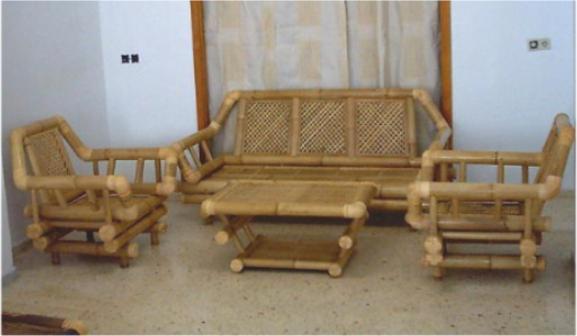 Export craft - Muebles en bambu ...